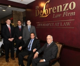 Group photo of the attorneys